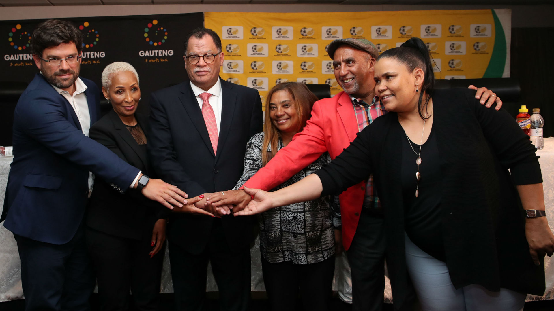 Safa Womens National League launch