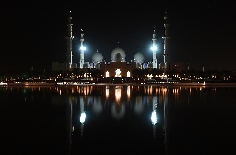 مسجد أبوظبي