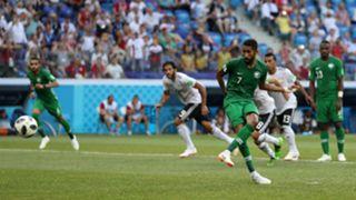 Salman Alfaraj Saudi Arabia World Cup