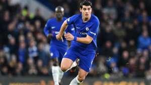 Alvaro Morata Chelsea 26122017