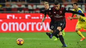 Lapadula Milan Chievo Serie A