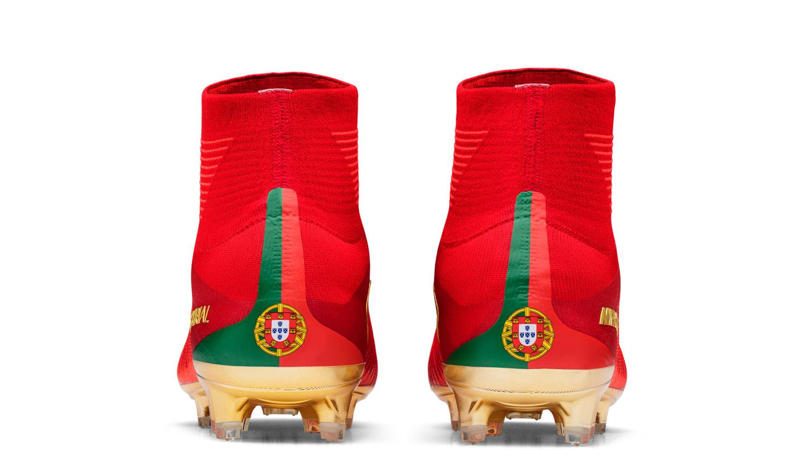 Cristiano Ronaldo boots
