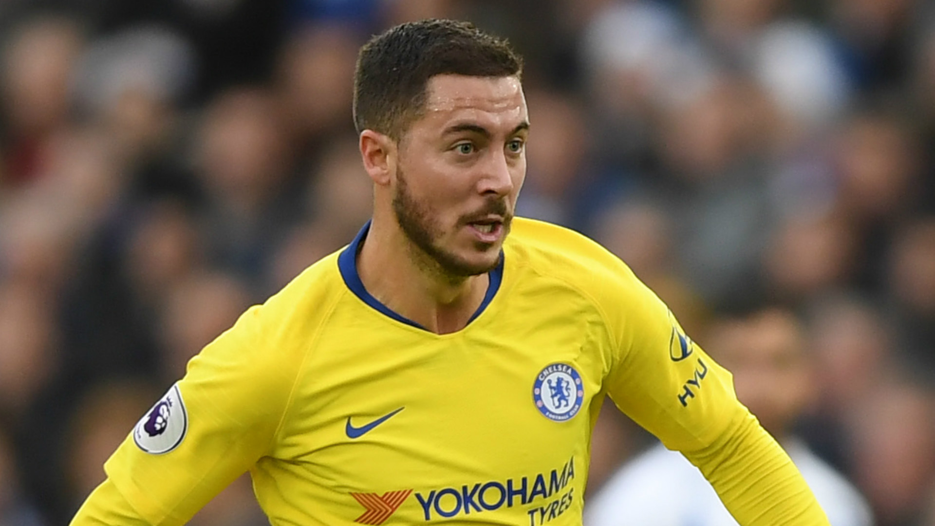 Eden Hazard sends warning to Liverpool and Man City after Brighton win