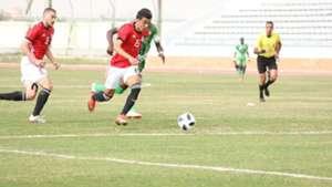 Kenya U-23 v Egypt.