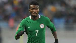 Chukwudiebube Emeka Ogbugh Nigeria CHAN 2018