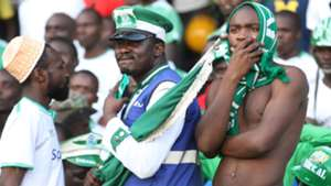 Gor Mahia fan Number one Jaro Soja .