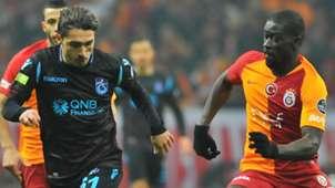 Abdulkadir Omur Badou Ndiaye Trabzonspor Galatasaray