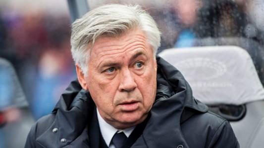 Carlo Ancelotti Bayern Munich 2017