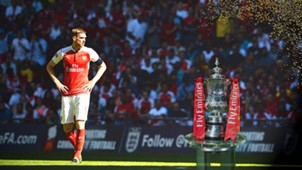 GFX Per Mertesacker Arsenal FA Cup #1