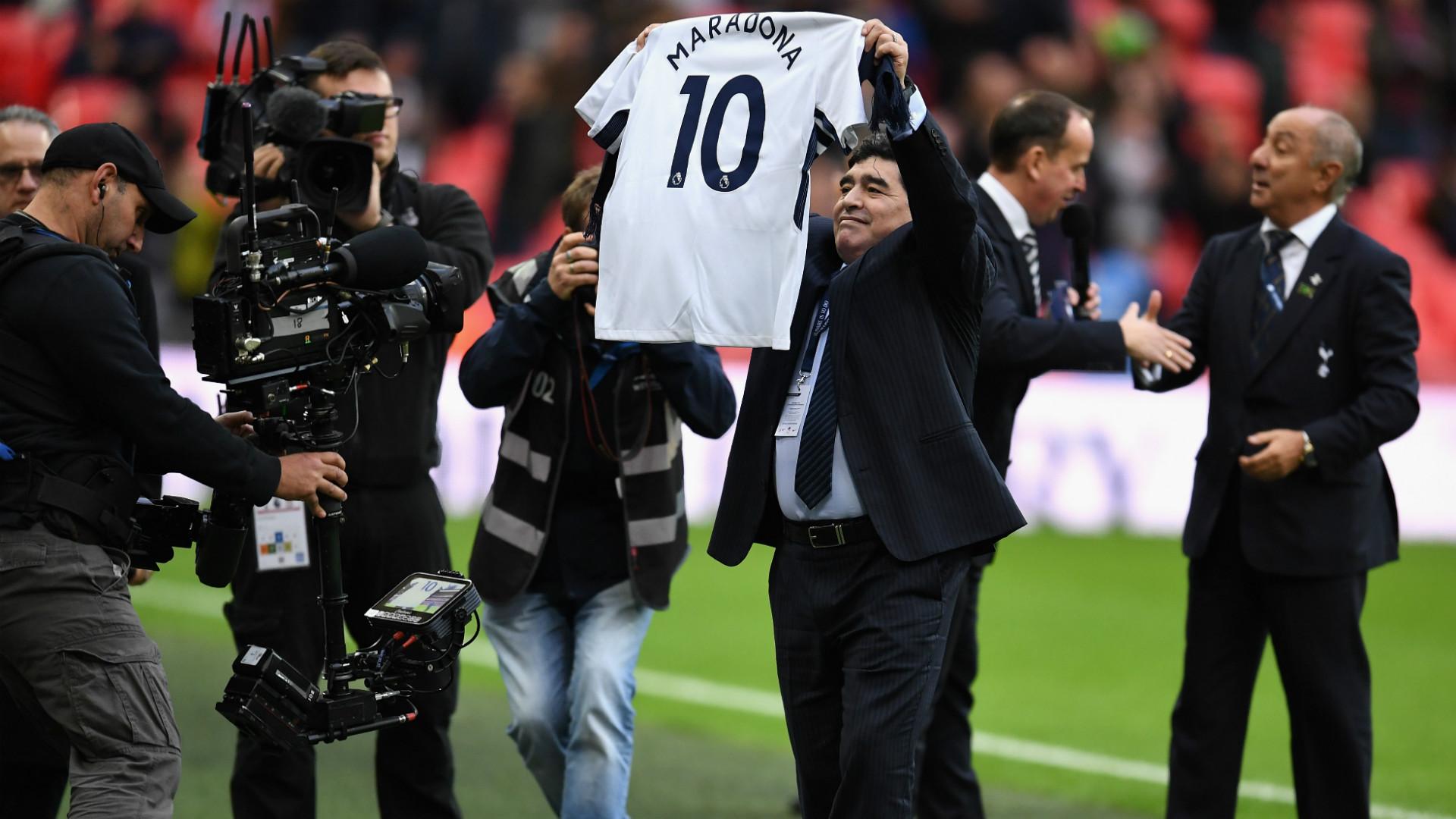 Tottenham despacha a Liverpool con una goleada