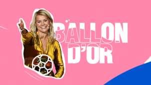Ada Hegerberg Lyon Ballon d'Or