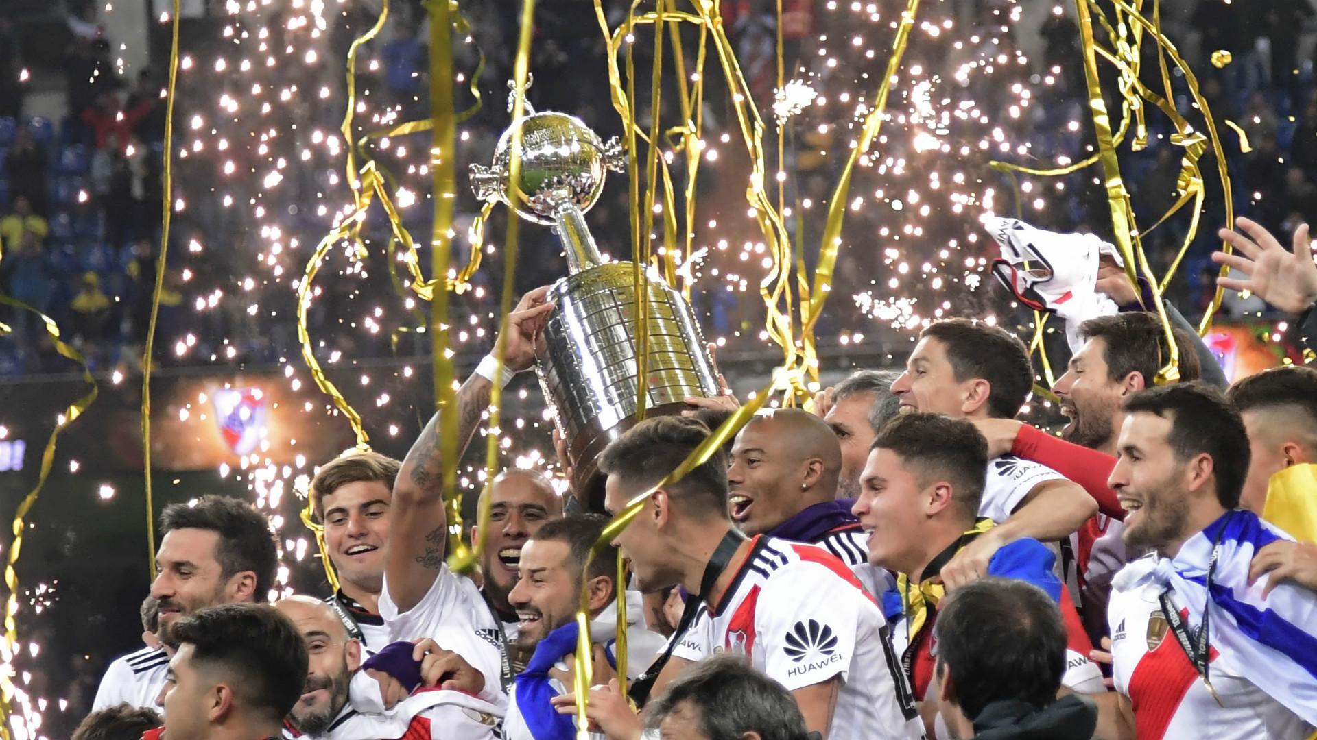 Boca Juniors River Plate campeon Copa Libertadores 09122018