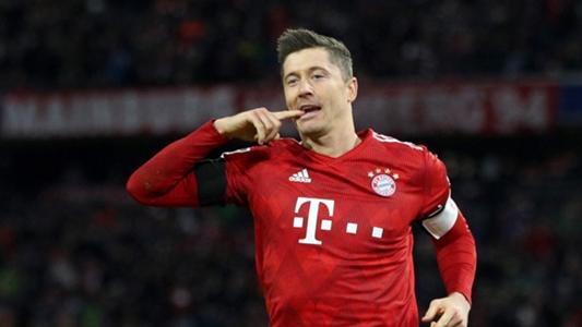 3f2b7af6560 Bayern Munich news: Robert Lewandowski equals Bundesliga record for foreign  goalscoers | Goal.com