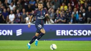 Neymar PSG TFC Ligue 1 20082017