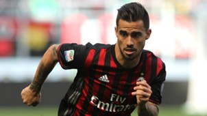 Suso AC Milan Serie A