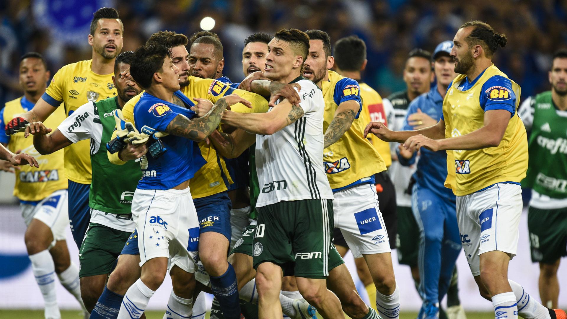 Cruzeiro Palmeiras Copa do Basil 26092018