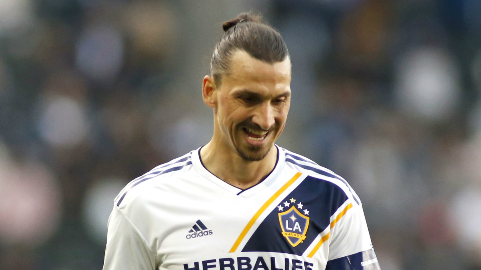 Zlatan Ibrahimovic MLS LA Galaxy 04282019