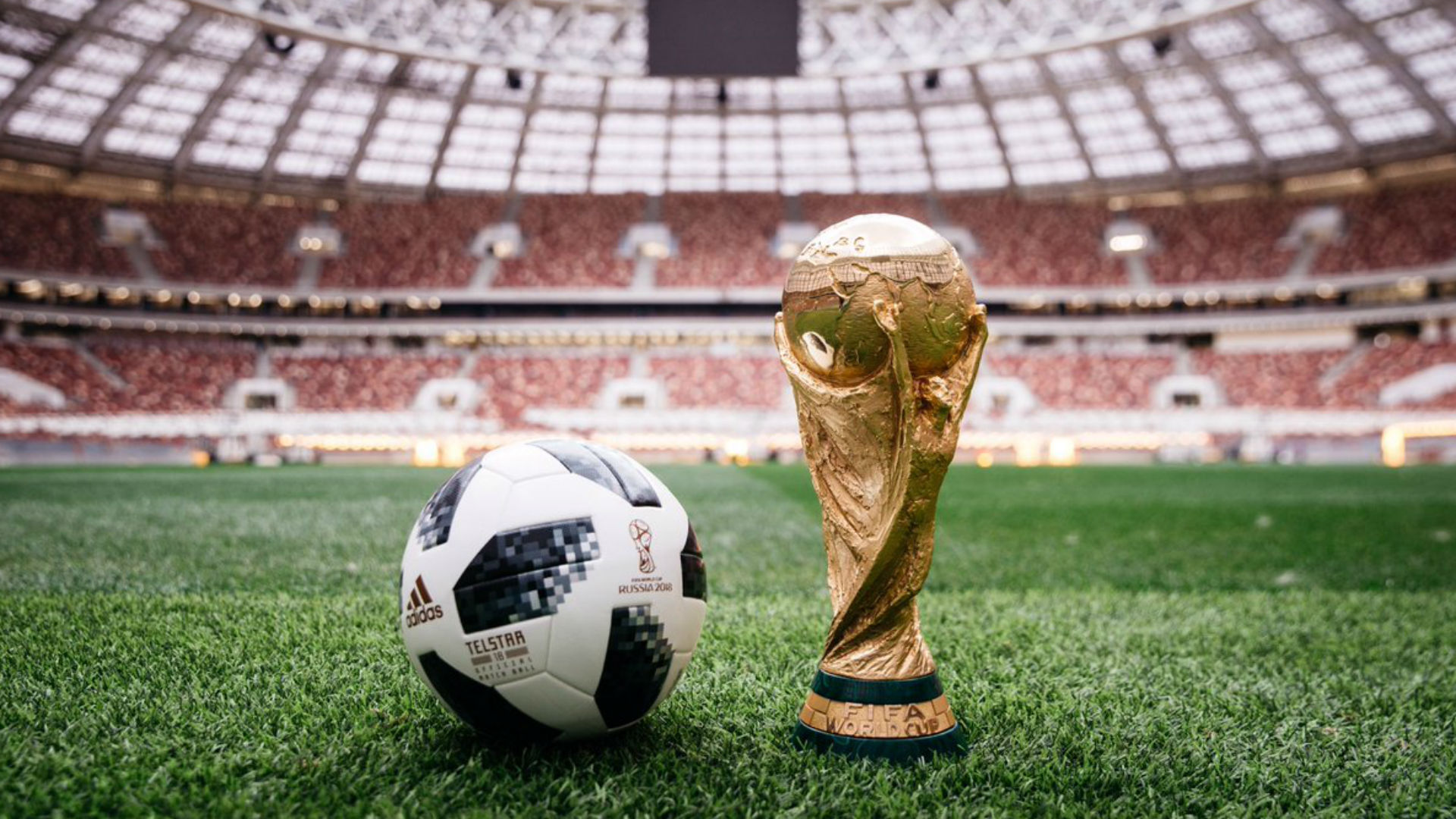 Adidas Telstar 18 World Cup 2018