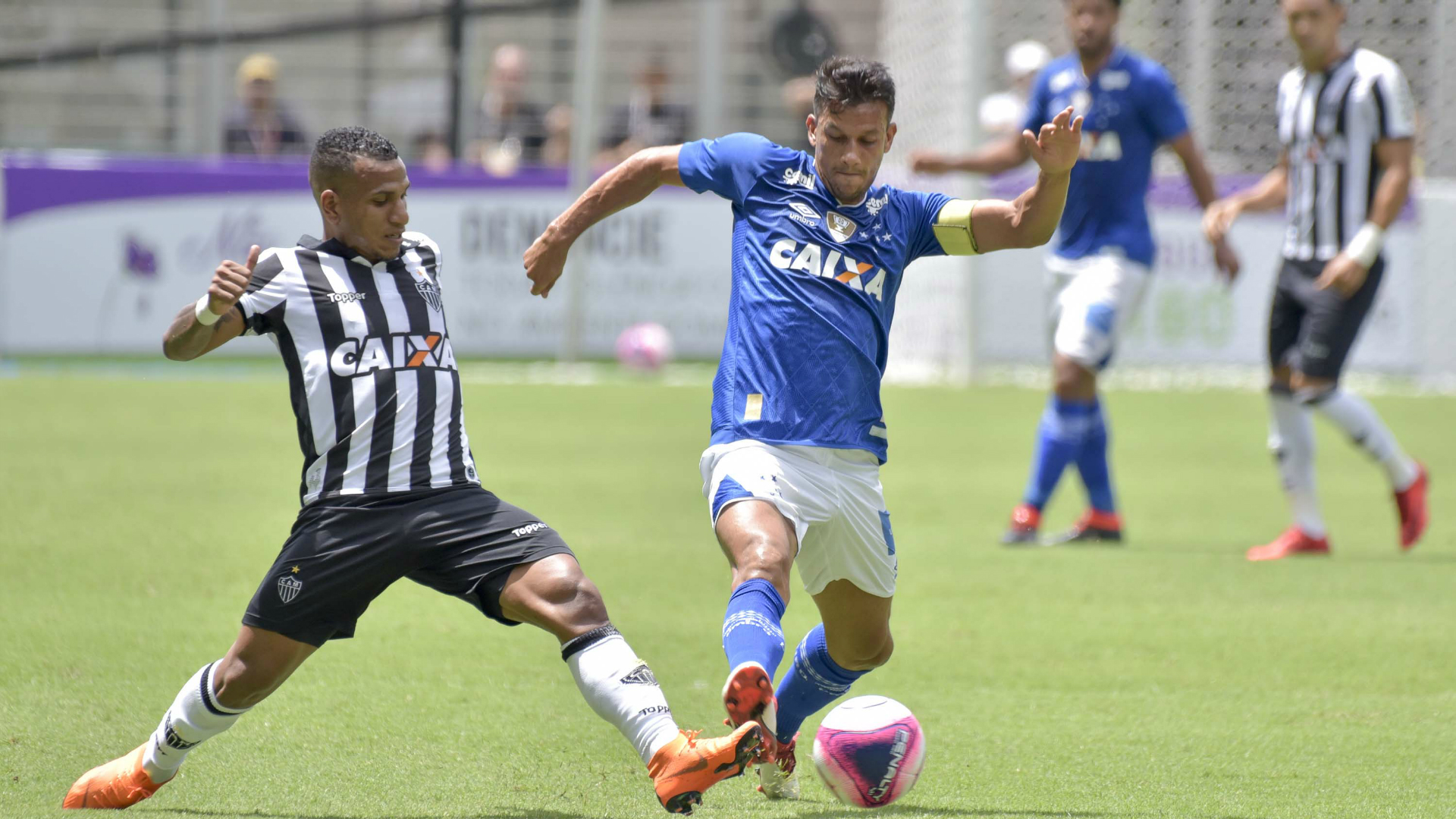 Otero Henrique Atlético-MG Cruzeiro Campeonato Mineiro 04032018