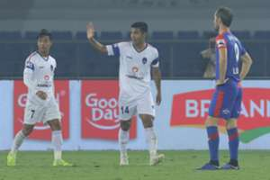 Daniel Lalhlimpuia Delhi Dynamos