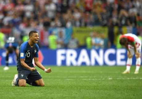 ►Copa 2018: França 4 x 2 Croácia! Tudo sobre o título francês
