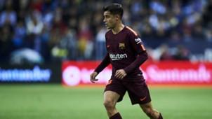 Coutinho Malaga Barcelona LaLiga