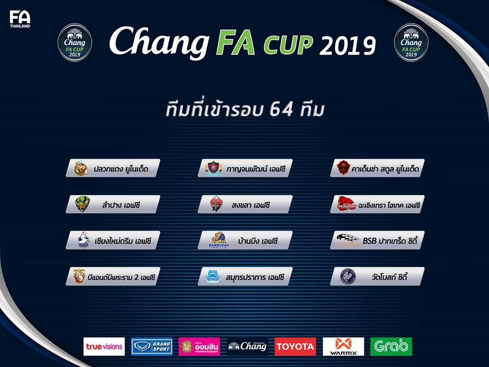 Chang FA Cup 1