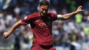 Francesco Totti Roma Lazio Serie A