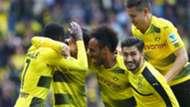 Ousmane Dembele Christian Pulisic Dortmund