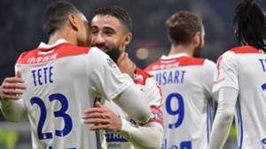 Nabil Fekir Olympique Lyon Ligue 1 12162018