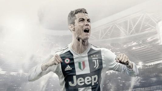 GFX Goal - Cristiano Ronaldo