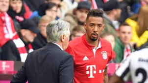 *GER ONLY* Carlo Ancelotti Jerome Boateng 042017