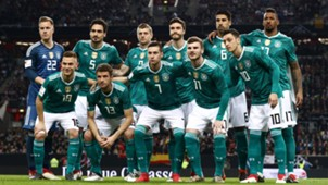 Deutschland DFB-Team Freundschaftsspiel Spanien 23032018