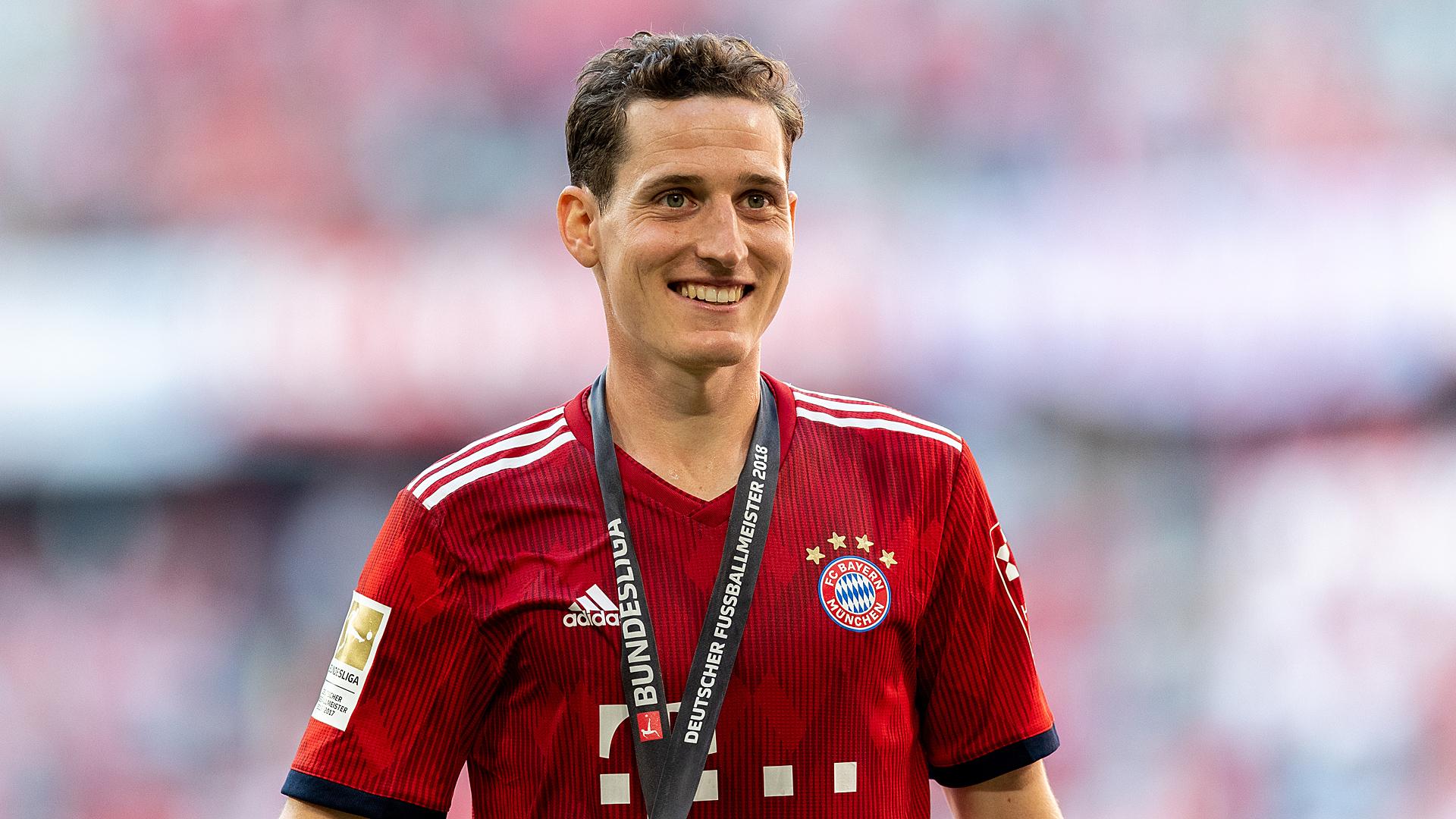 Sebastian Rudy FC Bayern
