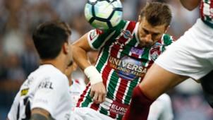 Henrique Corinthians Fluminense Brasileirao Serie A 15112017