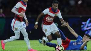 S. Subramaniam, Gabriel Guerra, Kelantan, Johor Darul Ta'zim, Super League
