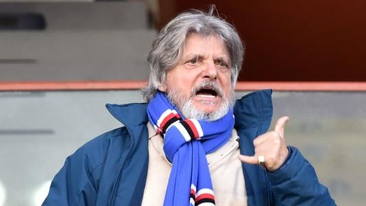 Massimo Ferrero, Sampdoria, Serie A, 03042017