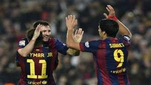 Messi Neymar Suarez