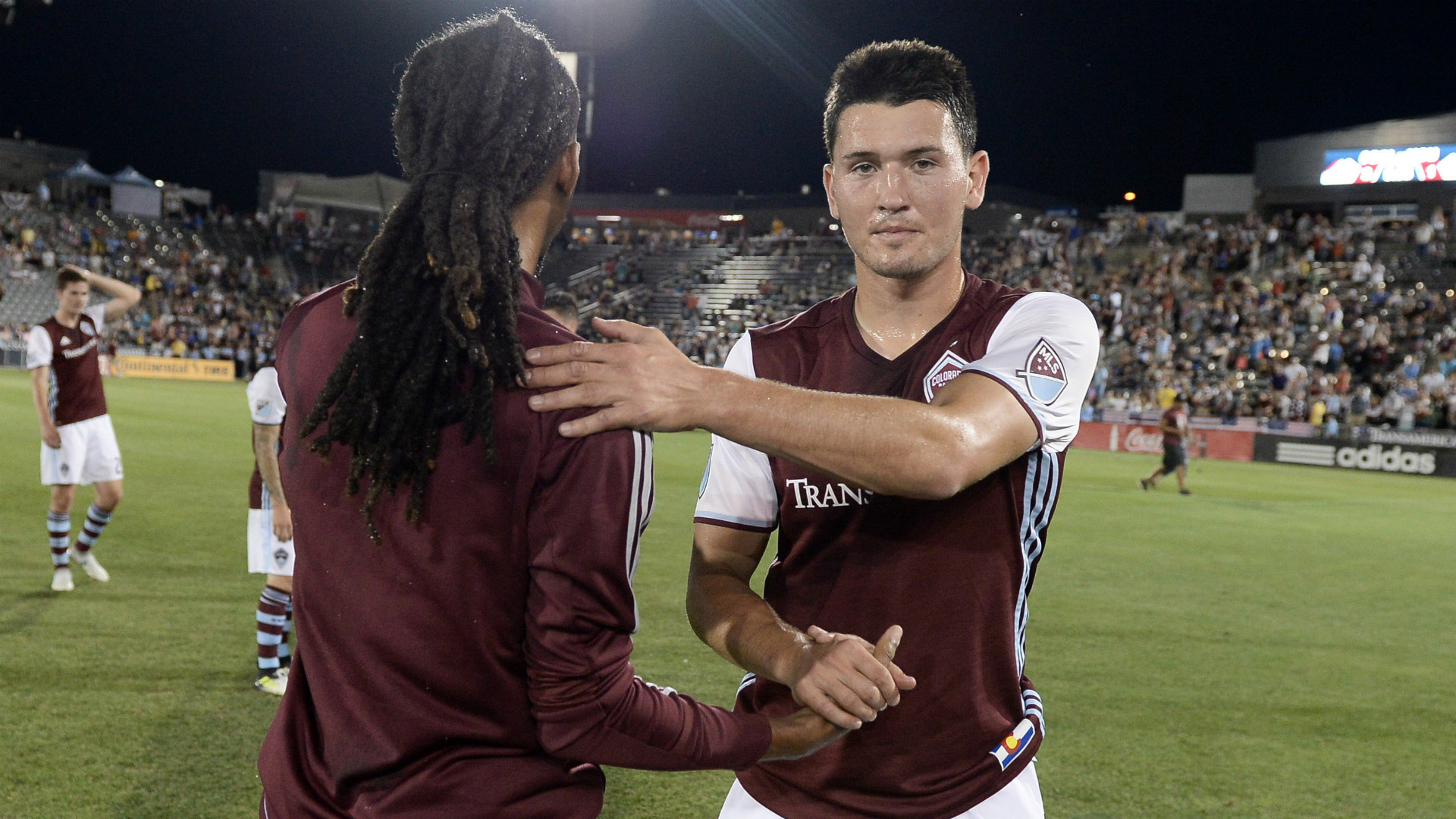 Sam Hamilton Colorado Rapids MLS