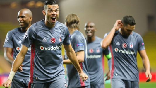 Pepe Monaco Besiktas UEFA Champions League 17102017