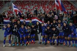 ฟุตบอลหญิง ทีมชาติไทย