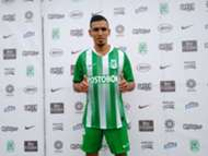 Daniel Muñoz Atlético Nacional 2019