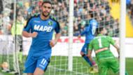 Gregoire Defrel Udinese Sassuolo Serie A