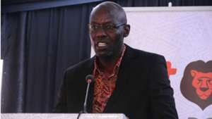 Musa Otieno Former Harambee stars Captain.