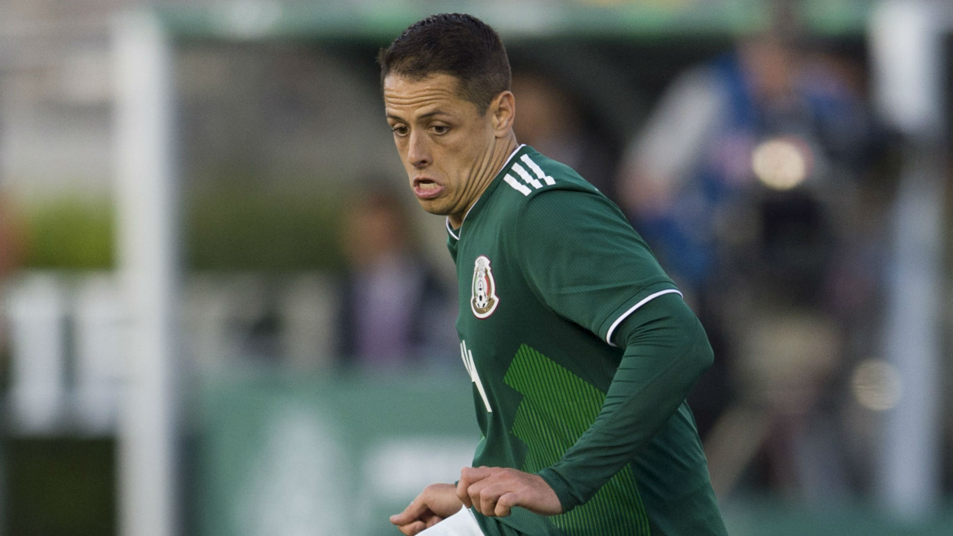 Chicharito Mexico Wales