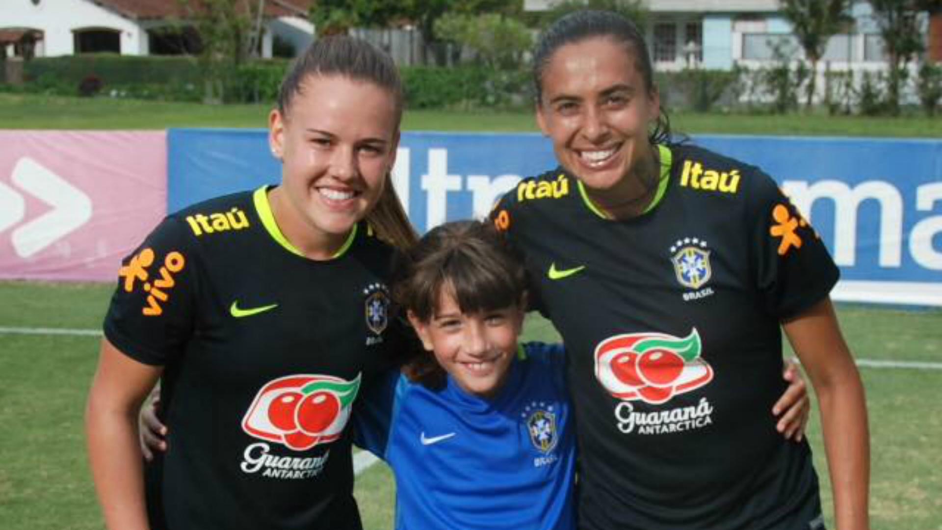 Juju futebol feminino