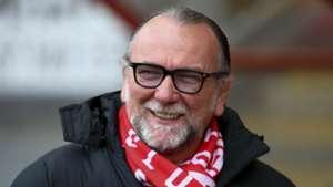 Leyton Orient owner Francesco Becchetti