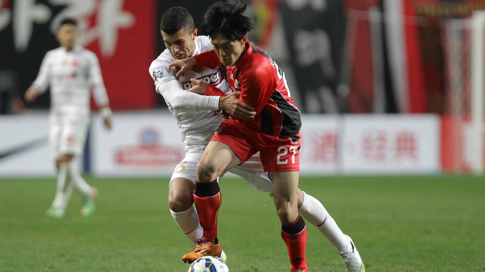 Ko Kwang-min FC Seoul v Western Sydney Wanderers AFC Champions League 18032015