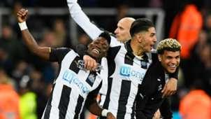 Christian Atsu - Newcastle United 24042017