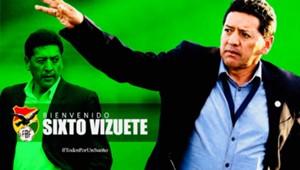 Sixto Vizuete Bolivia